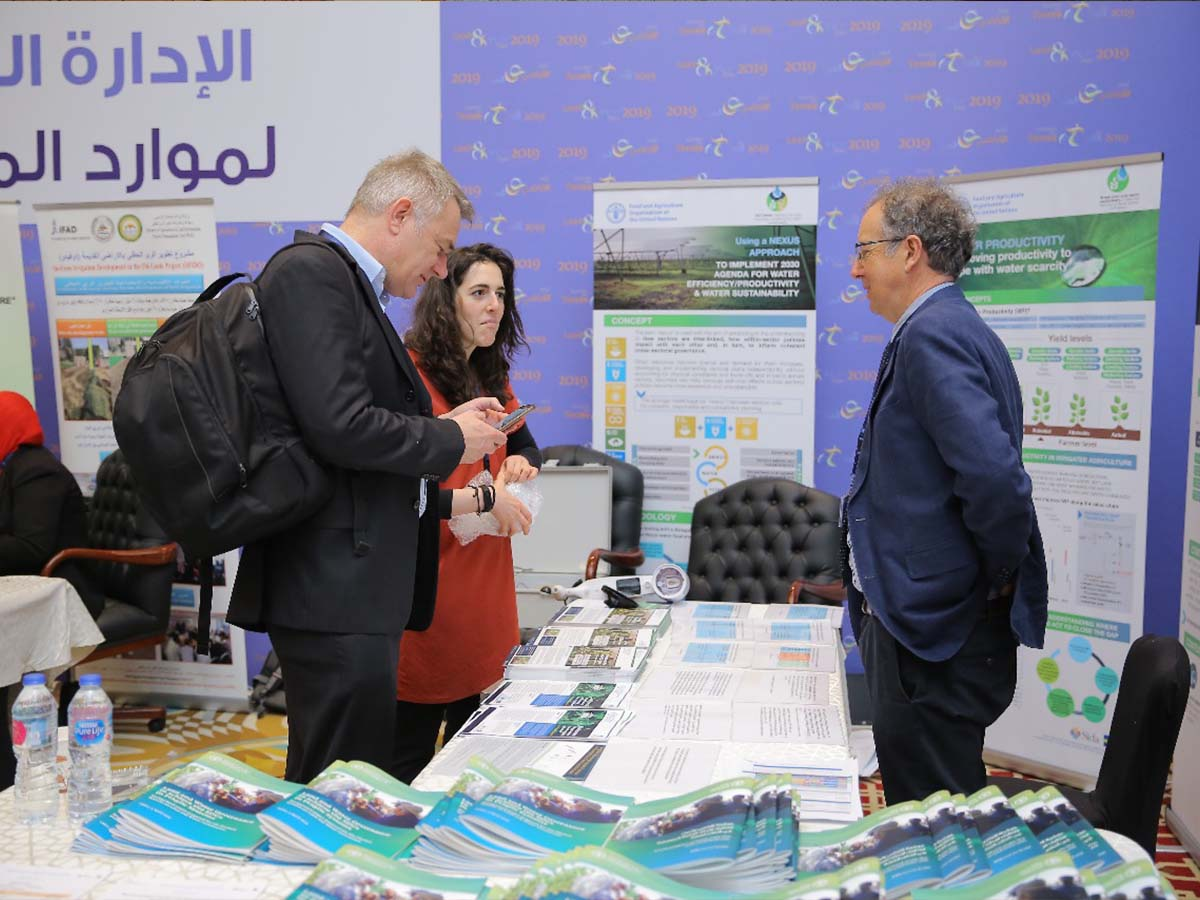 Land and Water days 2019 event - Market Place Paradigm Ltd.