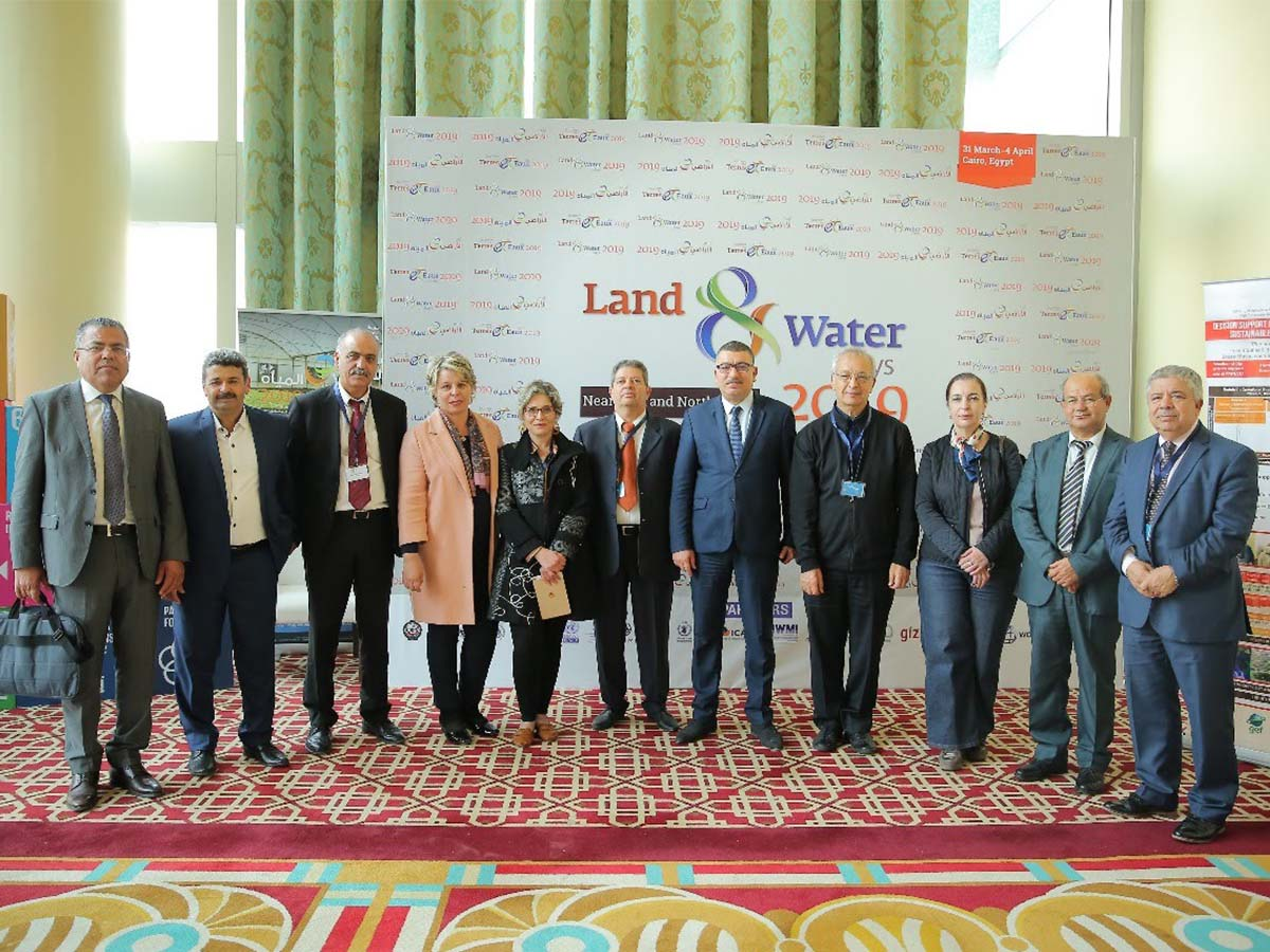Tunisia Delegations-Land and Water days 2019 event-Nile Ritz Carlton by Paradigm Ltd.